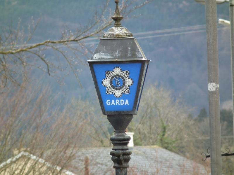 Garda Sex Worker Faces Sack
