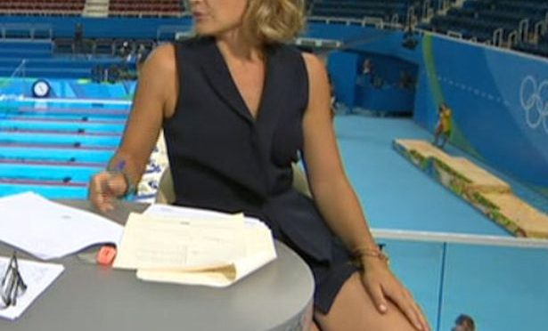 Helen Skelton and the Dress That Melted Twitter