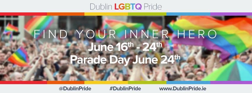 Dublin pride 2017