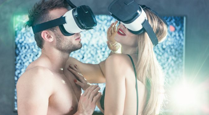 Is VR The Future Of Porn Or Just A Gimmick?