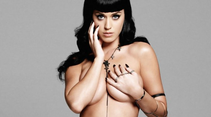 The Five Hottest Katy Perry Videos EVER!!!