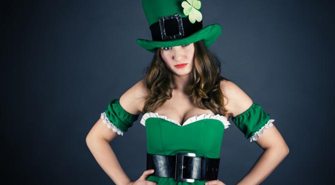 Leprechaun Porn And St. Patrick's Day!