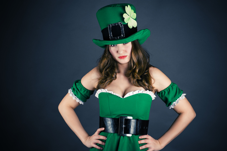 Leprechaun Porn And St. Patrick's Day