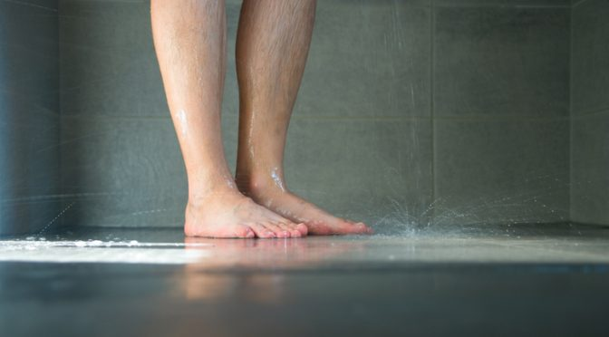 Punter Showers Are Important: Here's Why