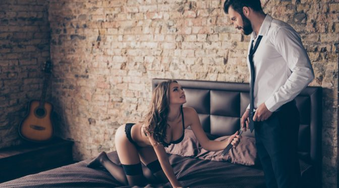 Sexual Fantasies: Which Are The Most Common?