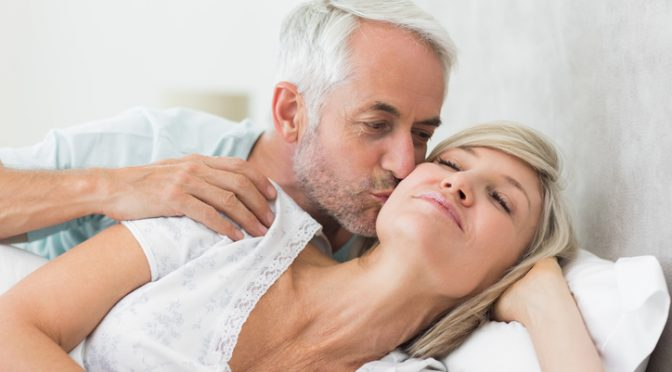 The Hottest Sex Positions For Mature Couples