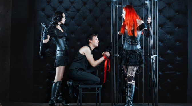 You Could Book A Stay At The BDSM Dungeon!