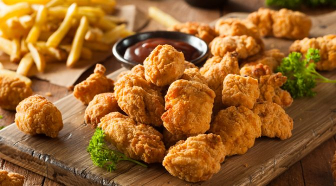 Woman Offers Sex For Chicken McNuggets – Really!