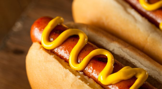 Waitress Sticks Hot Dog Up Vagina and Then Serves It To Customer (Video)