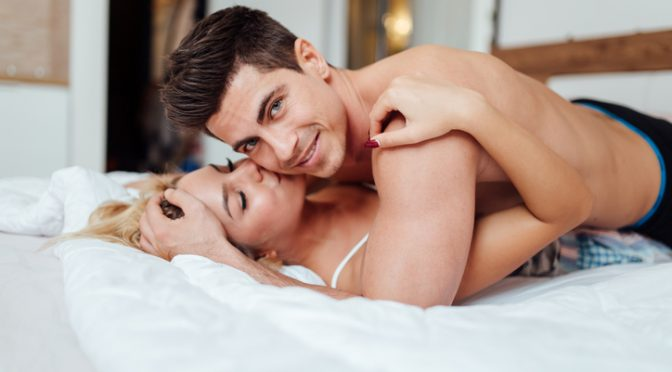Five Simple Sex Positions For You To Try