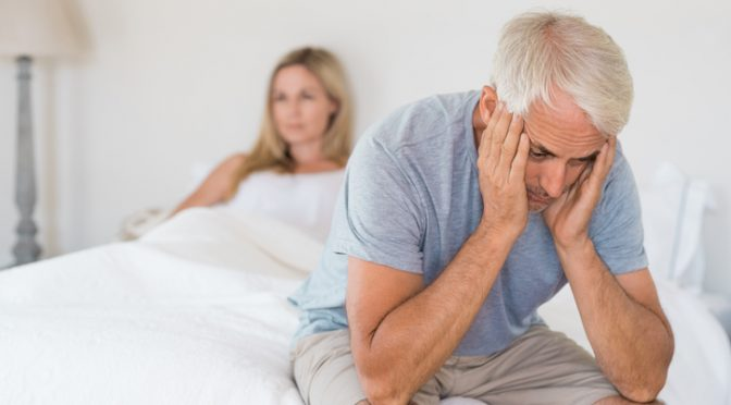 50% of Male Pensioners Left Frustrated After Being Refused Sex By Woman in Their Life