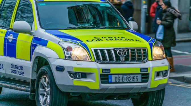 Garda Allegedly Has Sex With Escort on Squad Car (Video)