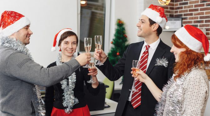 How To Avoid Having Sex With a Colleague at Your Staff Christmas Party