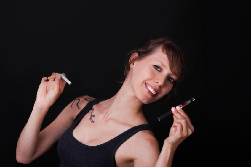 Is Jenny McCarthy Glamourising Smoking?