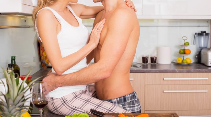 How To Have The Best Kitchen Sex!