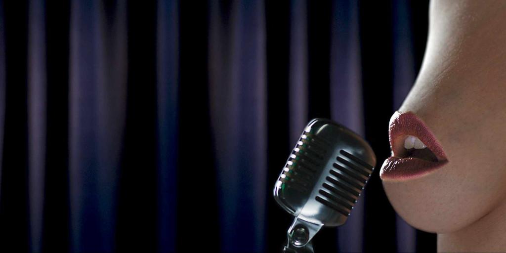 Singing boob