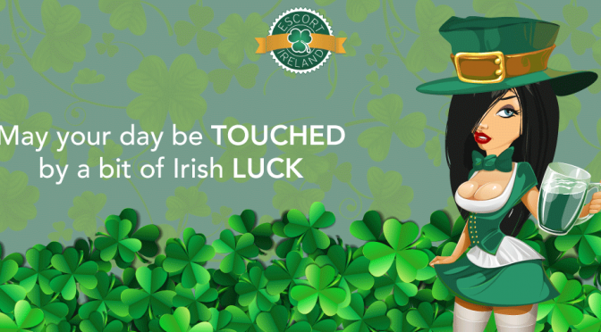 Prepare for St Patrick's Day by filling the pint and getting a hot surprise!