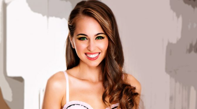 Five Bitesize Facts About Riley Reid